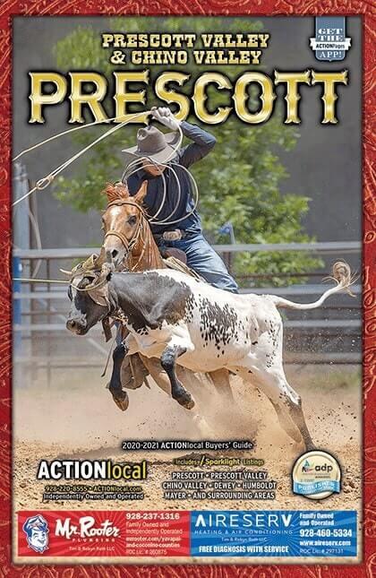 Prescott Print Directory Cover