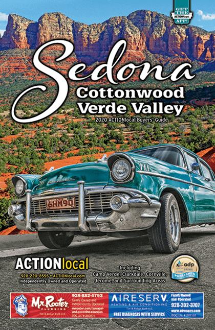 Sedona Print Directory Cover